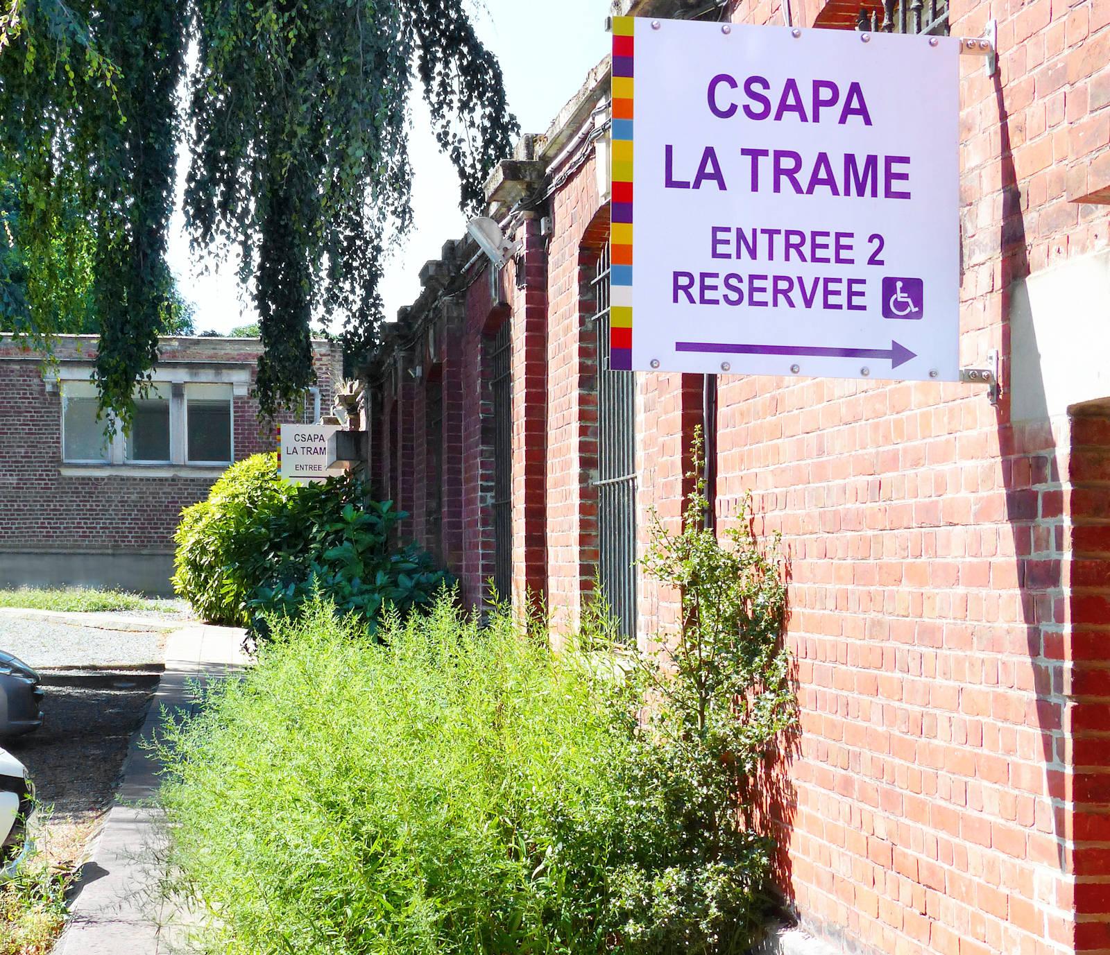 CSAPA La Trame Tourcoing - Alcoologie, addictologie