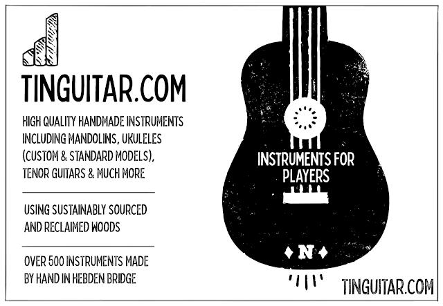tinguitar ukulele