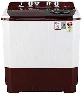 LG 11 Kg Semi Automatic Top Loading Washing Machine (P1145SRAZ)