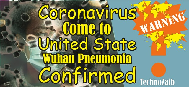 5 days after returning to the United States, the first case of Wuhan pneumonia confirmed in the United States