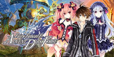 Download GameFairy Fencer F Advent Dark Force PC