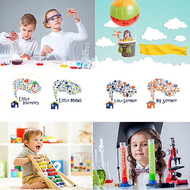 Little House of Science - classes for curious minds