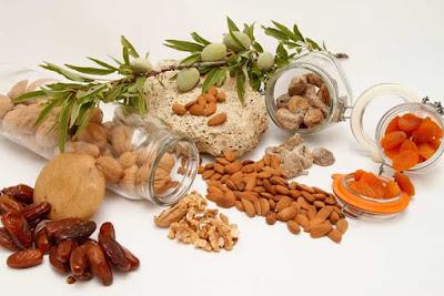 Frutos secos para cuidar la piel