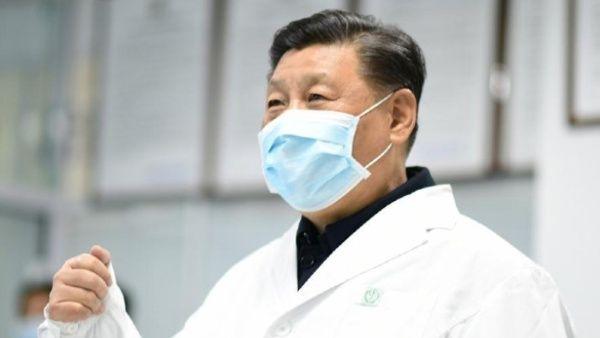 Xi Jinping: Situación epidemiológica reporta cambio positivo