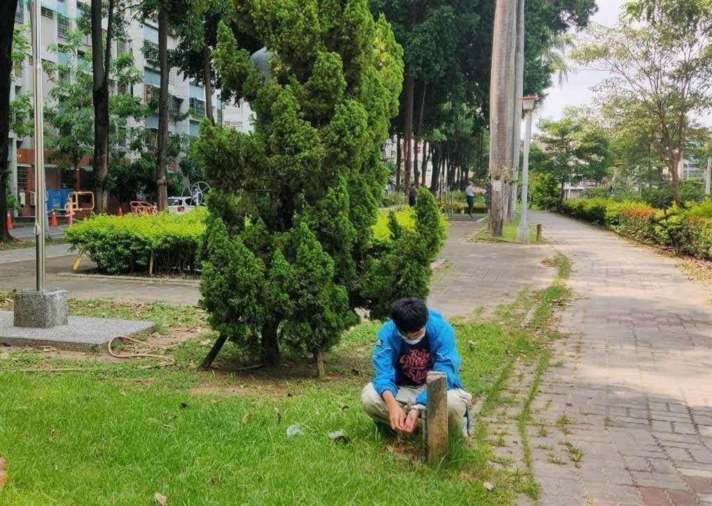 台南水情好轉 76座大型公園恢復水龍頭供水