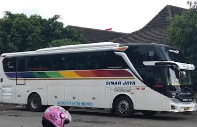 Bus Klaten Jakarta