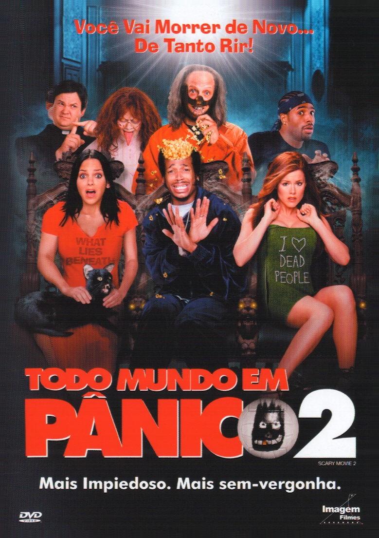 Poster do filme Todo Mundo em Pânico 2