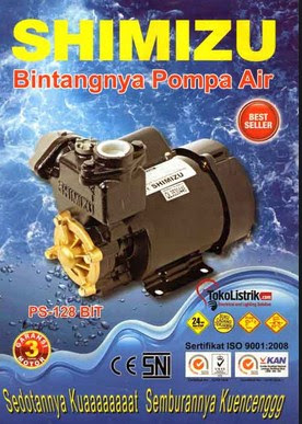 Harga Mesin Pompa Air