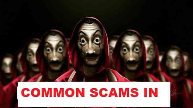 common-scams-in-India
