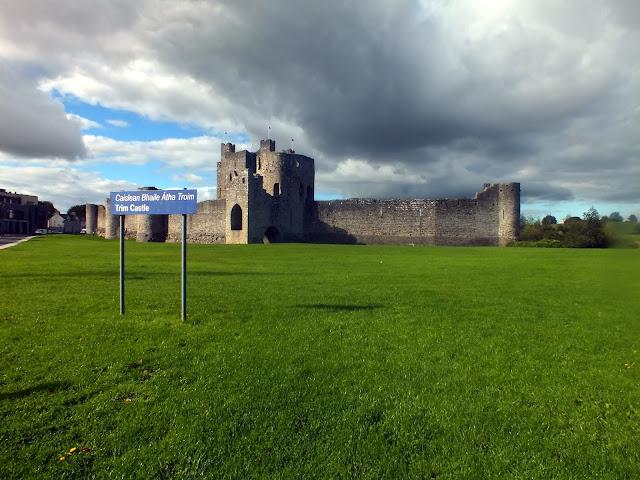 ruta en coche por Irlanda de Londonderry hasta Trim