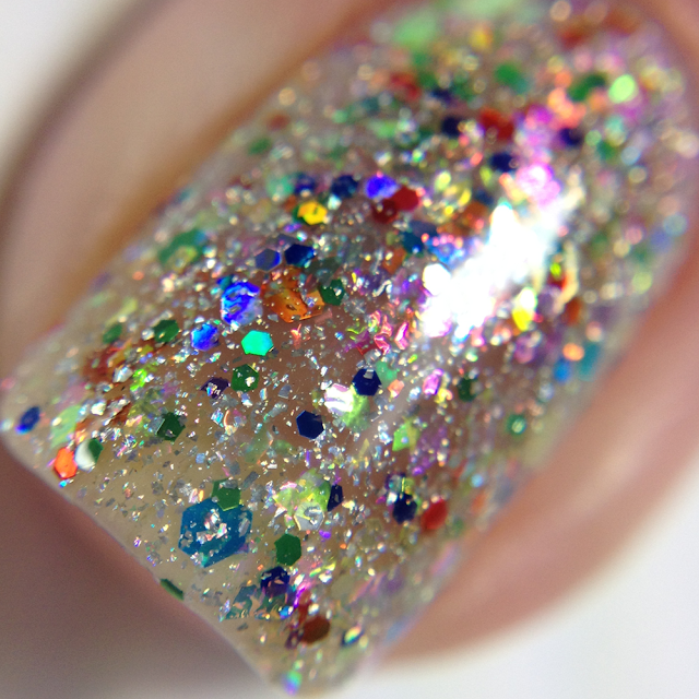 Esmaltes da Kelly-Taste The Rainbow