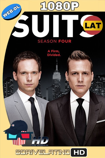 Suits Temporada 04 NF WEB-DL 1080p Latino-Ingles MKV