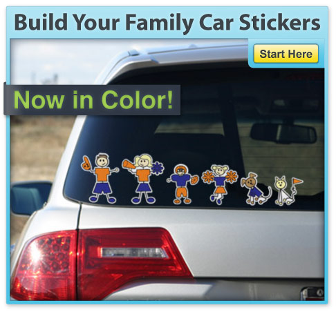 Sticker family car - Surgery centers in indiana