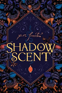 Shadowscent by P.M. Freestone