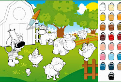 Dibujos Educativos Para Colorear Para Ninos De 3 A 5 Anos