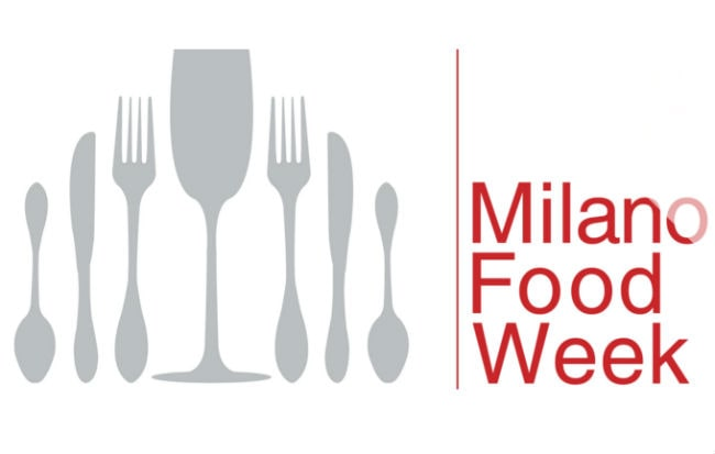 Logo di Milano Food Week