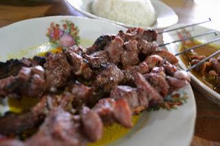Kuliner Indonesia - Sate Klathak Pak Pong