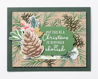 14 Stampin' Up! Painted Christmas Suite Projects + Sunday Stamping Video ~ July-December 2021 Stampin' Up! Mini Catalog