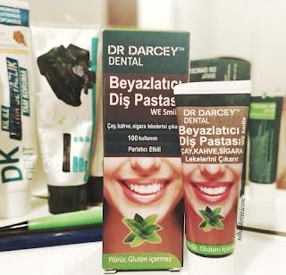 Dr Darcey Diş Beyazlatma Pastası