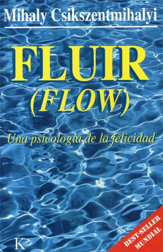 Fluir (flow) portada del libro