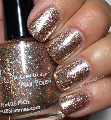 KBShimmer Summer 2016; One Night Sand