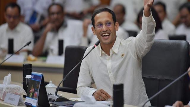 Berbuntut Panjang Polemik POP, Jokowi Didesak Cari Pengganti MENDIKBUD Nadiem Makarim