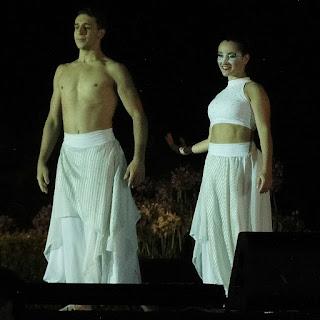 Os Bailarinos (Nícolas Rodrigues e Gerusa Silva Souza), Simplesmente Natal, Canela