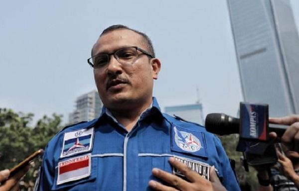 Malas Pidanakan PSI, Kubu 02: Partai Ingusan Jangan Dikasih Panggung
