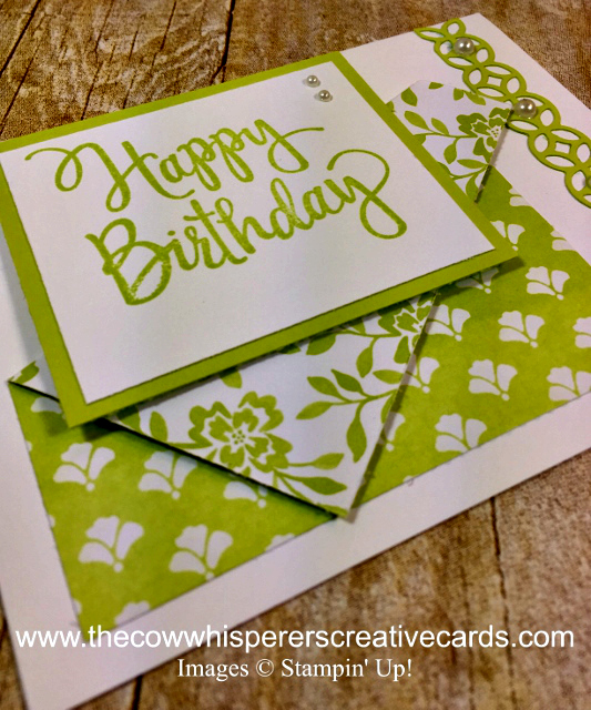 Card, Stylized Birthday, Flourish Thinlets, Birthday