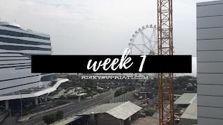 Week 1: Mabuhay Philippines