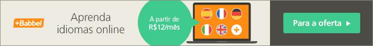 Aprenda Idiomas Online com a Babbel