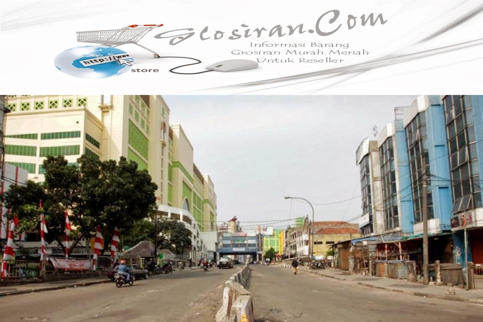 Ke Jakarta Harus Mampir Ke Pasar Tanah Abang eb5758d137