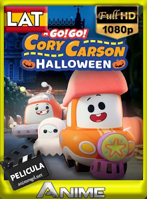 A Go! Go! Cory Carson Halloween (2020) HD [1080p] Latino [GoogleDrive] BerlinHD