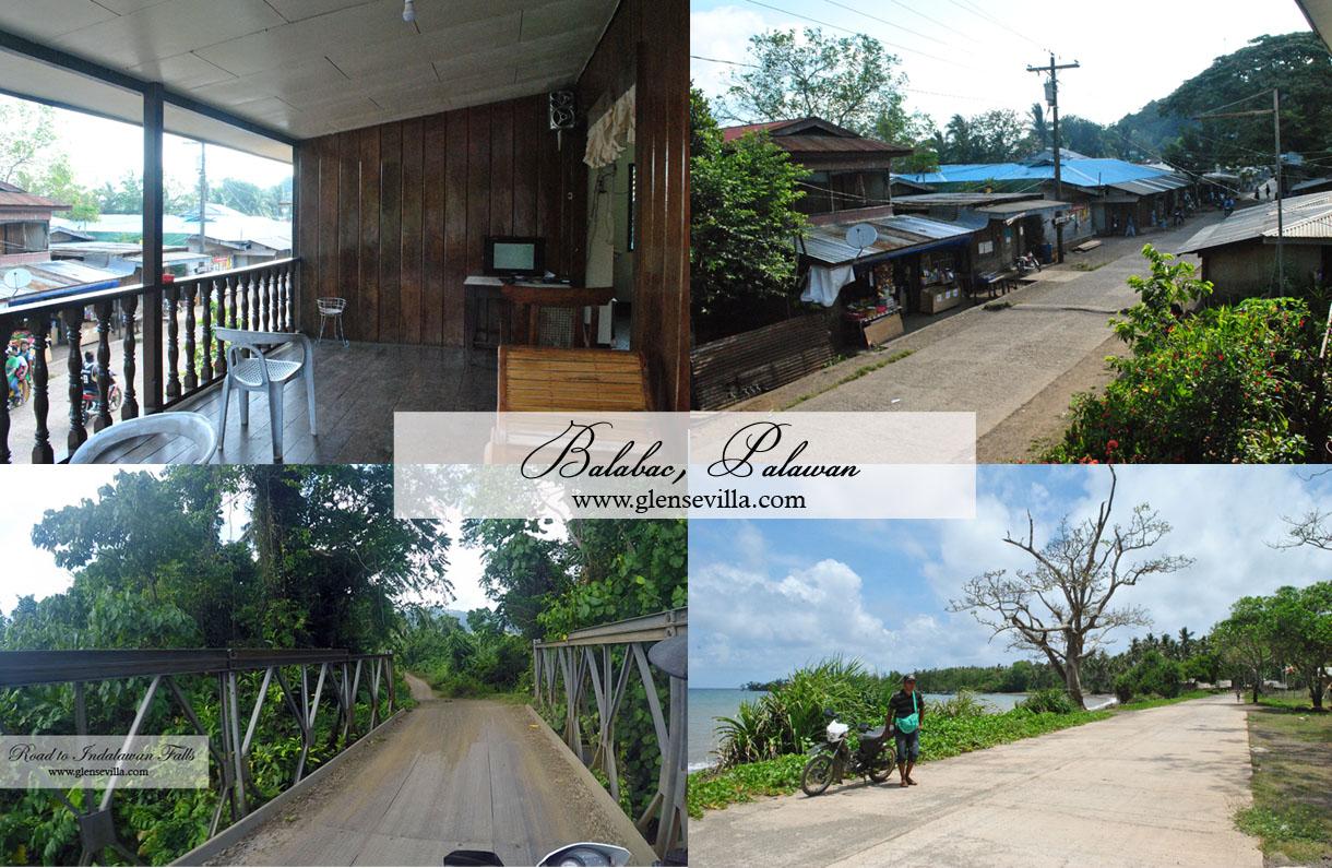Balabac Palawan, Melville