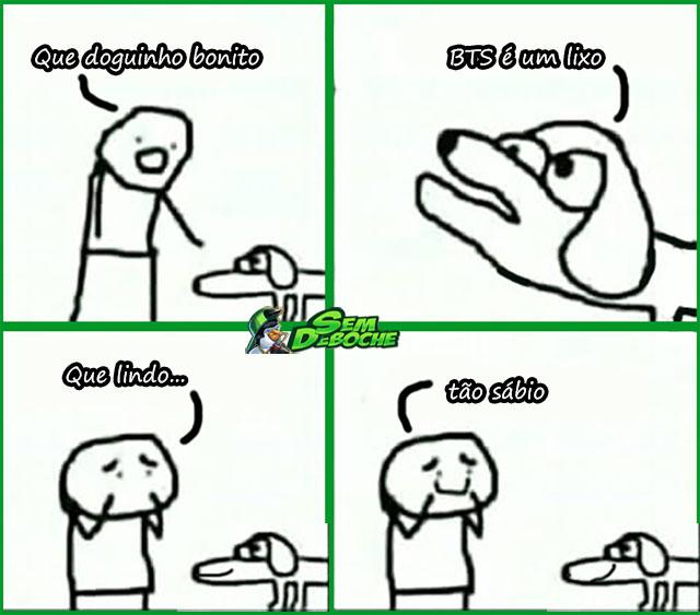 UM DOGUINHO SÁBIO