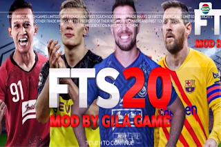 FTS 20 Shopee Liga 1 & Eropa V7 2020