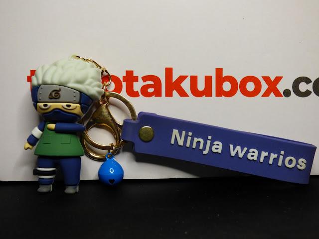 Naruto - Kakashi Katake Keychain
