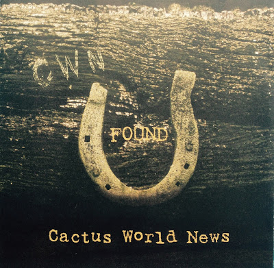 Cactus World News Found Album