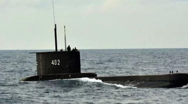 Panglima TNI Pastikan Kapal Selam KRI Nanggala-402 Hilang Kontak