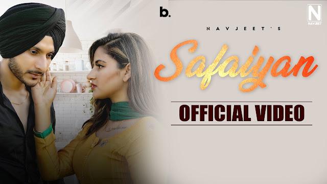 Safaiyan Song Lyrics - Navjeet Goldboy | Kjatti | Latest Punjabi Romantic Song 2020 Lyrics Planet