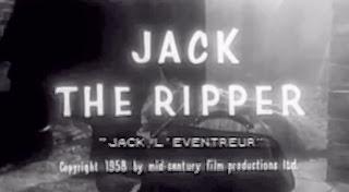 Jack The Ripper Filme