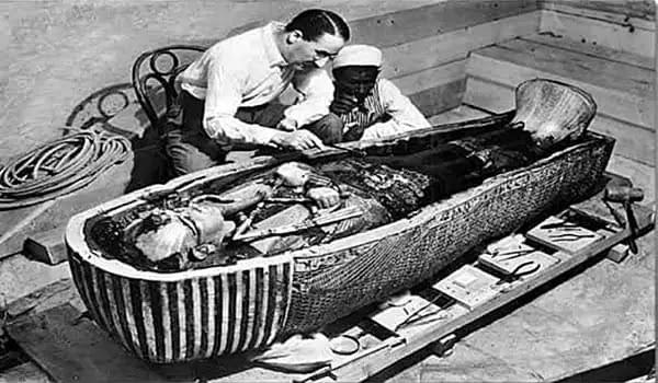 Mystery of Tutankhamun Tomb, तूतनखामेन के मकबरे का रहस्य,