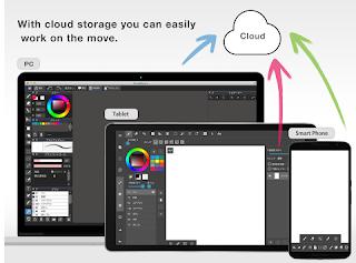 تحميل افضل تطبيق للرسم والرسومات الكوميديه بجميع الفرش والادوات اللازمة - MediBang Paint مجانا للاندرويد ,MediBang Paint مجانا للاندرويد , MediBang Paint , تحميل , افضل تطبيق للرسم والرسومات , افضل تطبيق للرسم ,  الفرش والادوات , برنامج بسيط سهل الاستخدام للرسوم التوضيحية والكوميدية.
