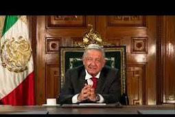 Inilah Pidato Presiden Meksiko, Andrés Manuel López Obrador di Debat Umum PBB ke 75