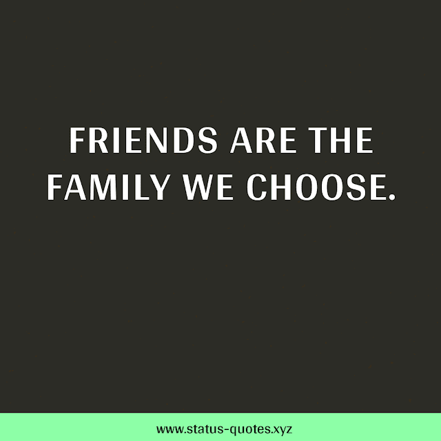 Short Friendship Status | Short Friendship Quotes