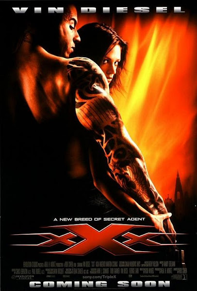 Poster Of xXx 2002 Hindi 720p BRRip Dual Audio Full Movie Download