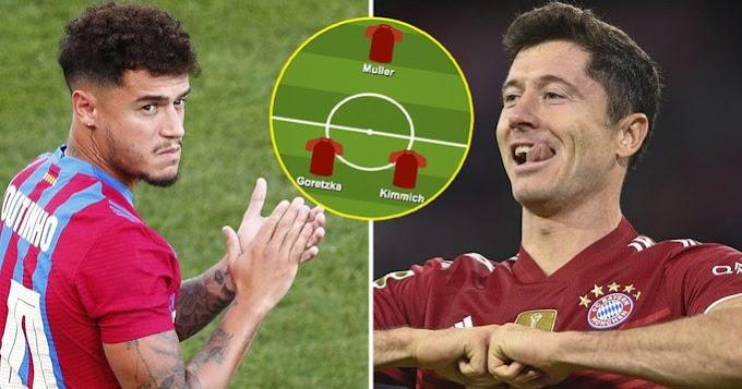 Barcelona vs Bayern Munich Team News, Possible line-ups Livestream