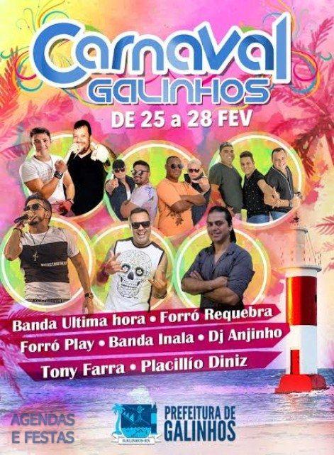 Resultado de imagem para Carnaval de Galinhos/RN 2017