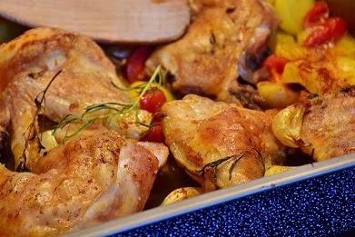 Resep dan cara membuat ayam goreng bumbu kuning