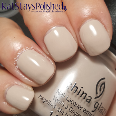 China Glaze - Desert Escape: What She Dune? | Kat Stays Polished